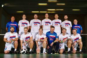 Číst dál: Soustředění české reprezentace v Nymburce